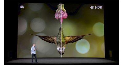 Eddy Cue, Apple TV 4K