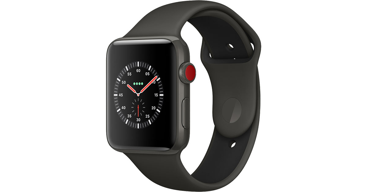 UnitedHealthcare insurance will begin offering an Apple Watch Series 3.
