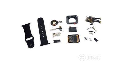 Apple Watch Series 3 iFixit teardown