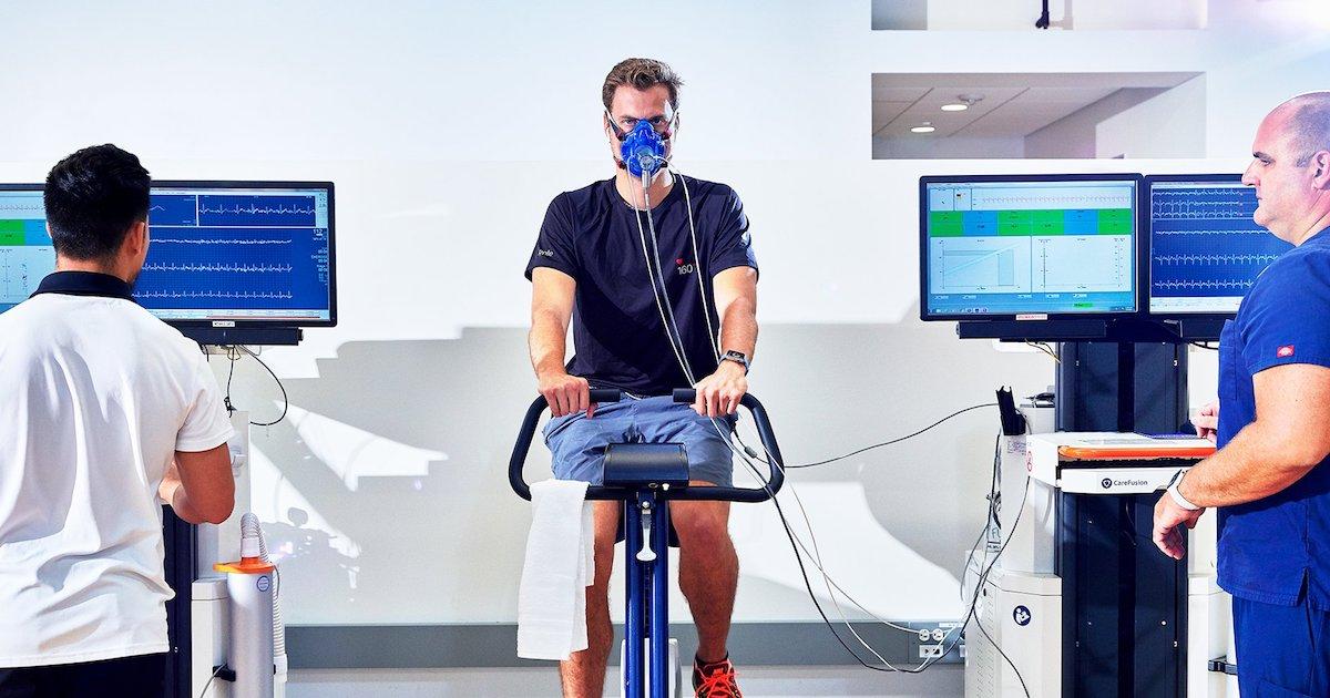 Apple's secret gym