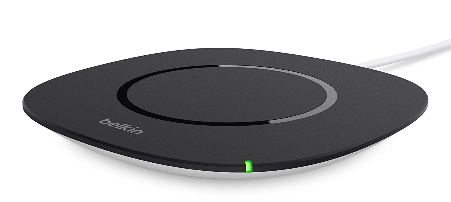 Belkin Qi Wireless Charging Pad for iPhone 8 and iPhone X