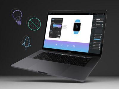 Blocs 2 for Mac on MacBook