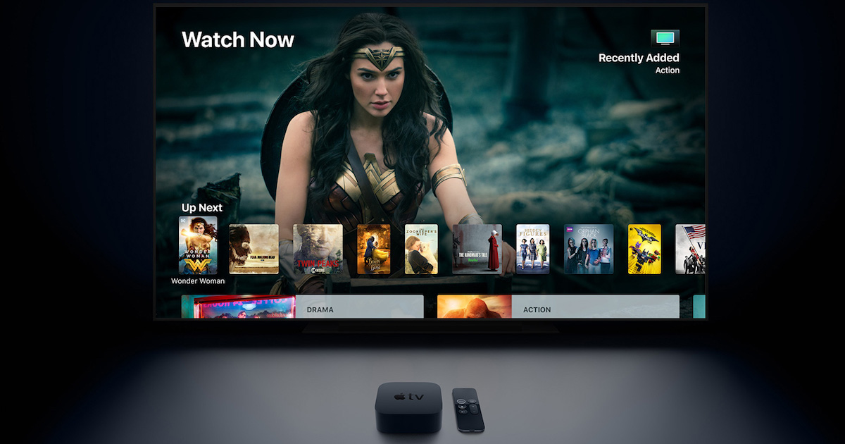 why to buy an apple tv 4k