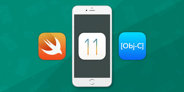 iOS 11 and Xcode 9: Complete Swift 4 and Objective-C Course: $15