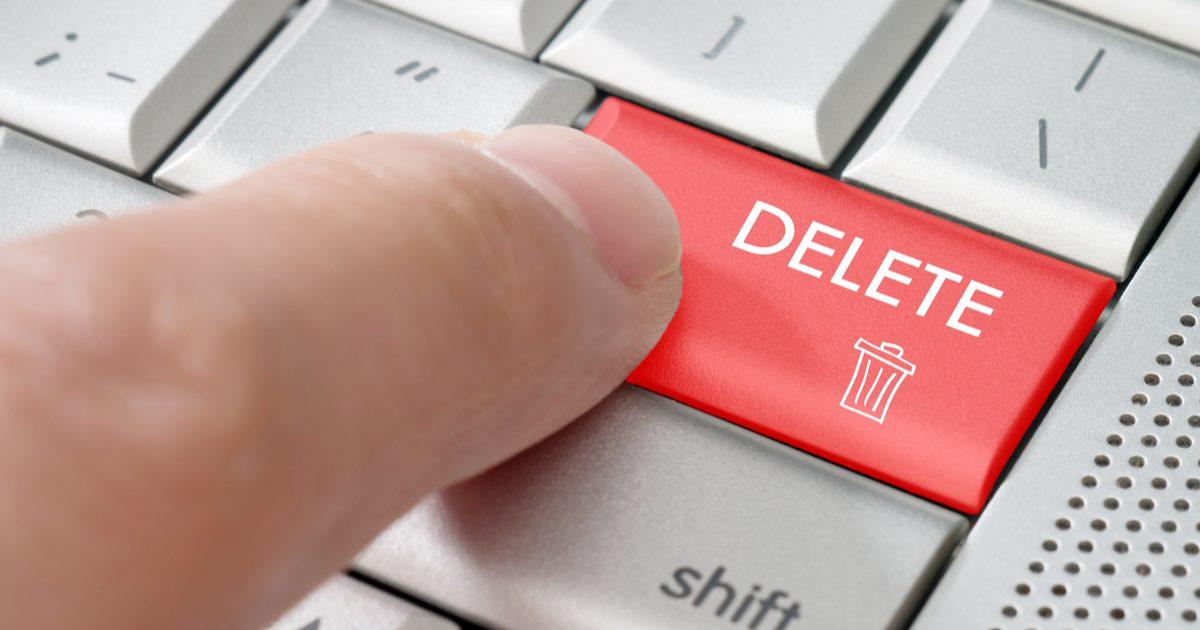 delete custom ringtones