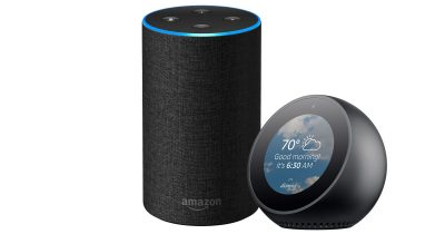 Amazon Echo and Echo Spot