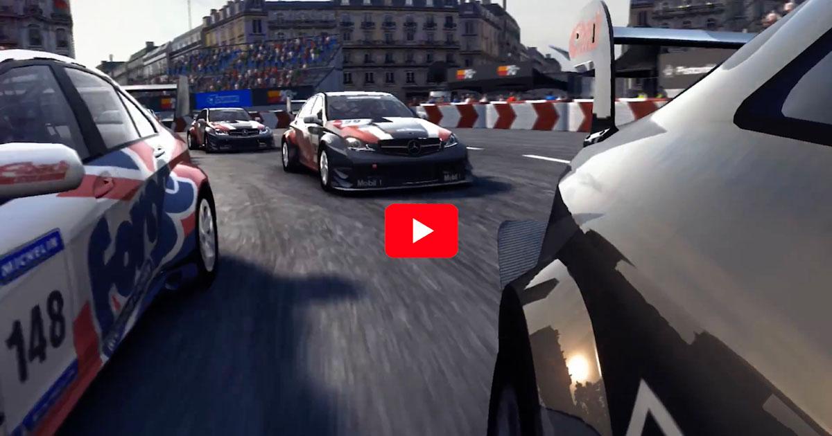 GRID Autosport trailer screenshot