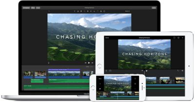 iMovie gets H.265 support