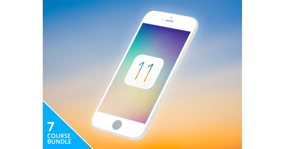 The Definitive iOS 11 Developer Bundle: $49