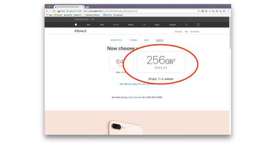 iPhone 8 and Apple Watch Series 3 pre-order shipping delays