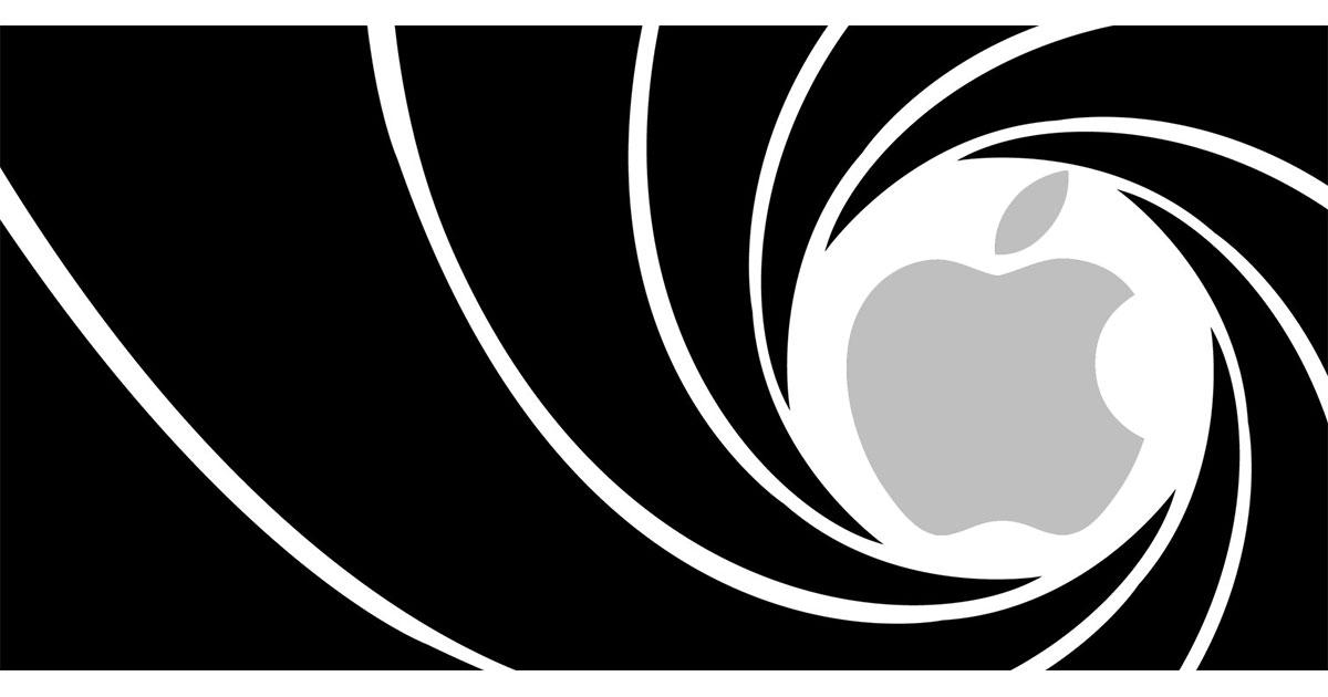Apple bidding on James Bond franchise rights