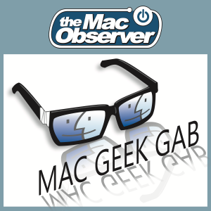 Mac Geek Gab Podcast Logo