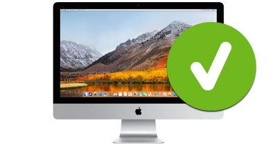 macOS High Sierra Updated
