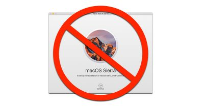 macOS Sierra gone from Mac App Store