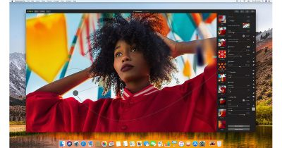 Pixelmator Pro for the Mac