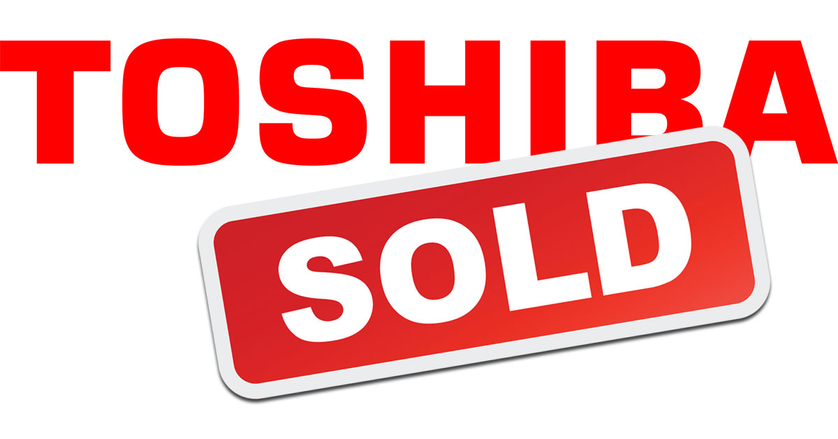 Toshiba memory chip division going to Bain Capital