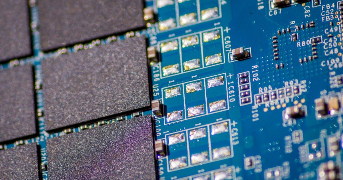 APFS Conversion of an SSD