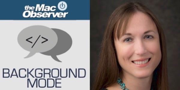 Elizabeth Craig on Background Mode