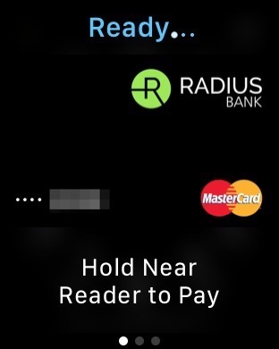 Changing which card apple watch uses for apple pay