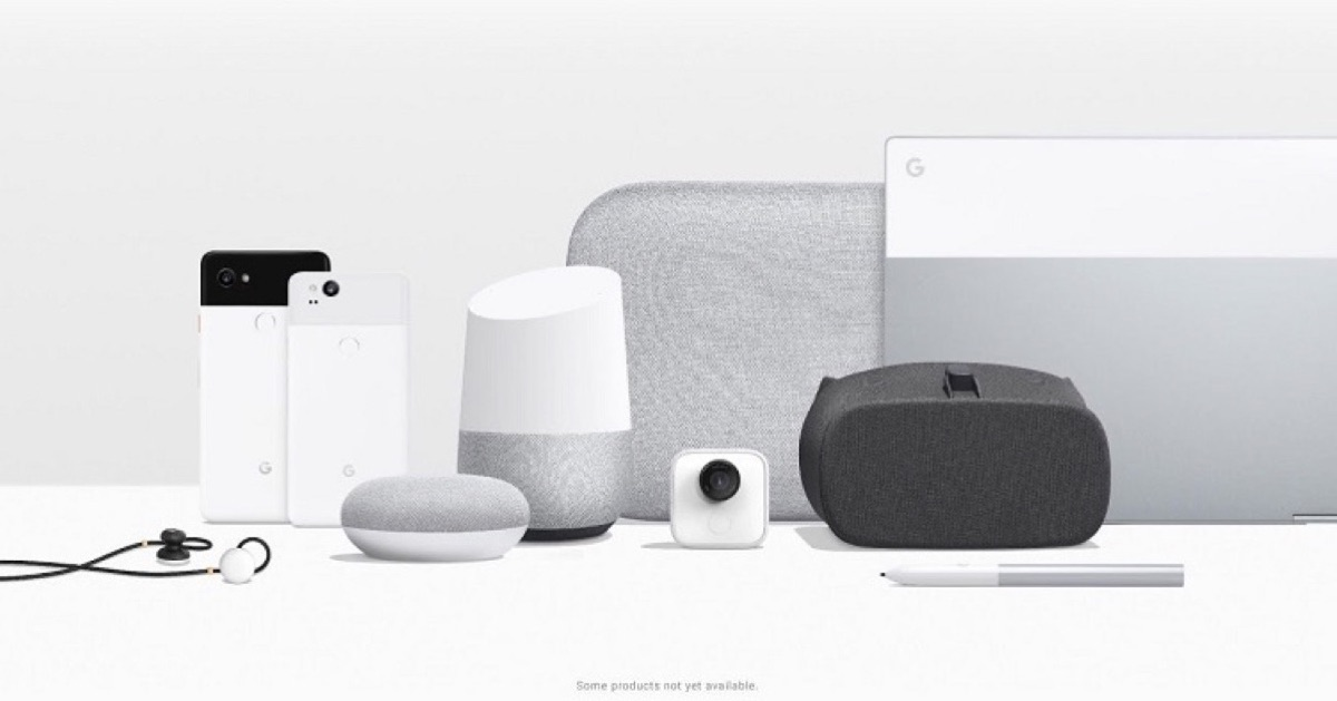 Google's new product line.