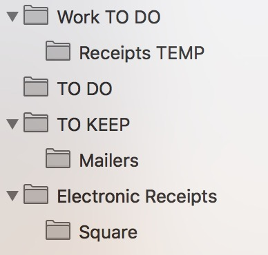 macODS Mail Mailboxes with Subfolders ready to export