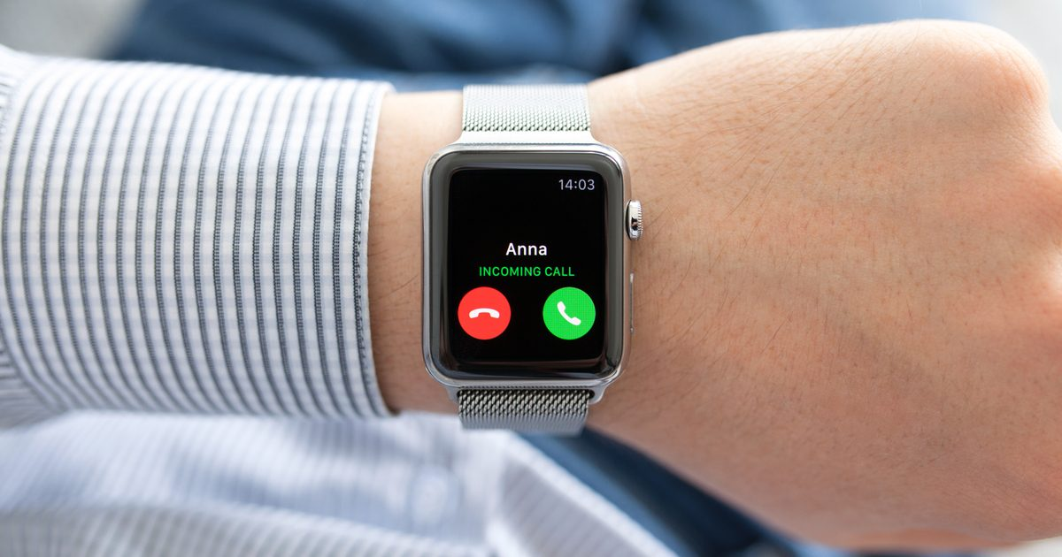 Apple Watch apps at work