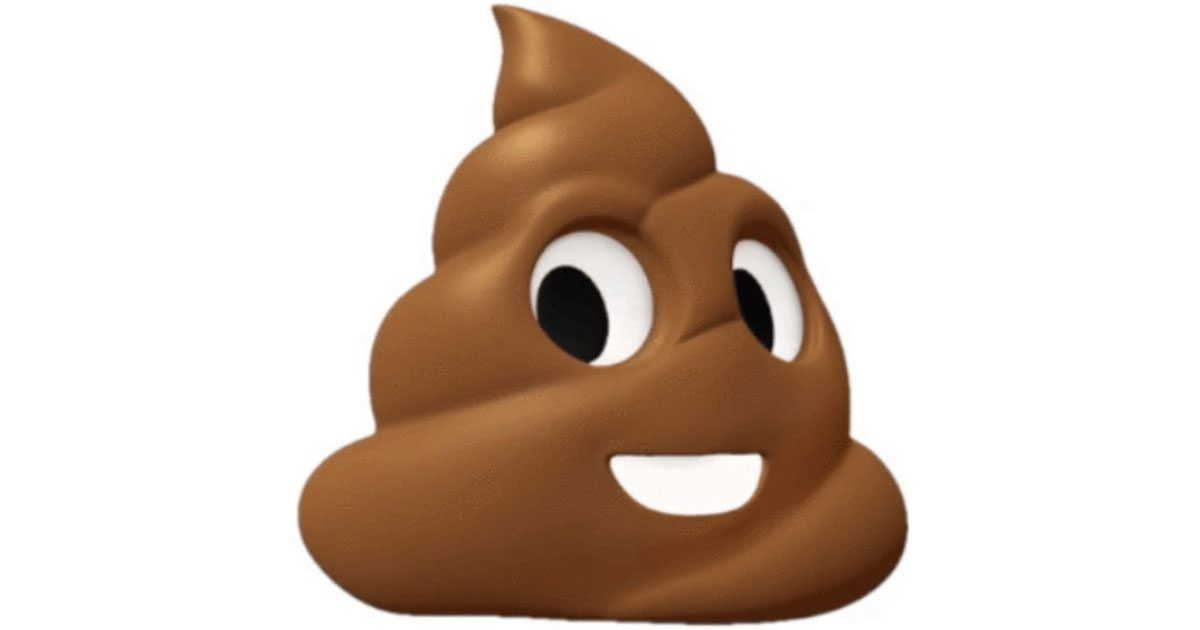 Iphone X Poop Emoji