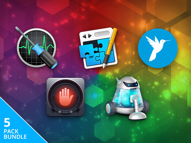 Pay What You Want for the Fab 5 Mac App Bundle, Including TechTool Pro 9.5