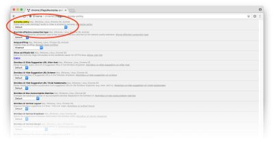 Disable autoplay videos on websites in Google Chrome