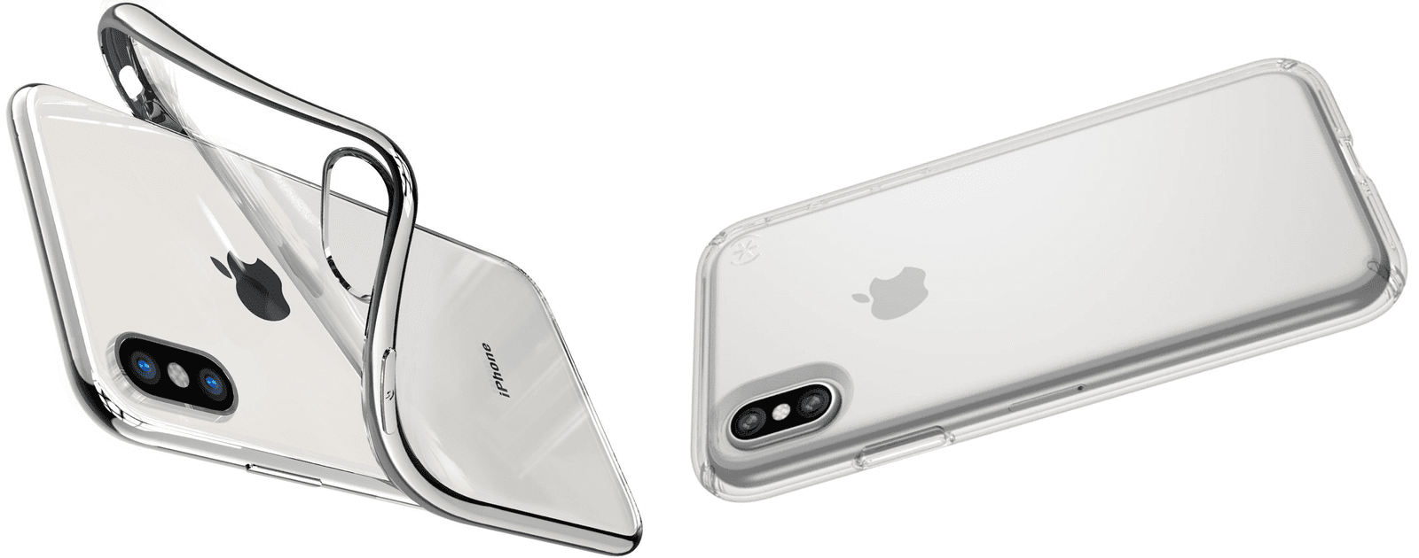 76c43ae07eda80 6 Clear iPhone X Cases to Show Off Your Purchase - The Mac Observer
