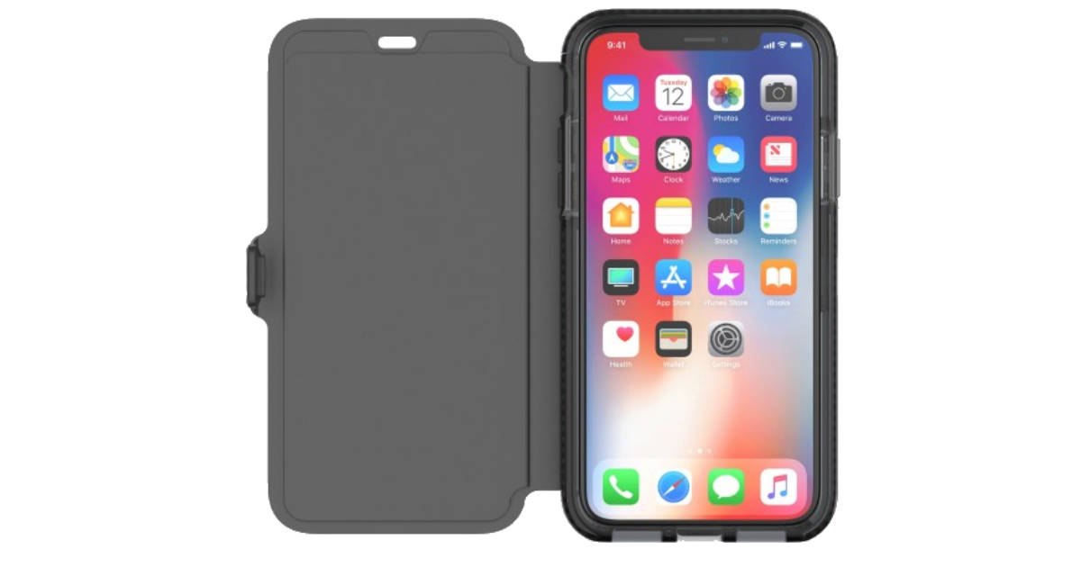tech21 Evo Wallet for iPhone X