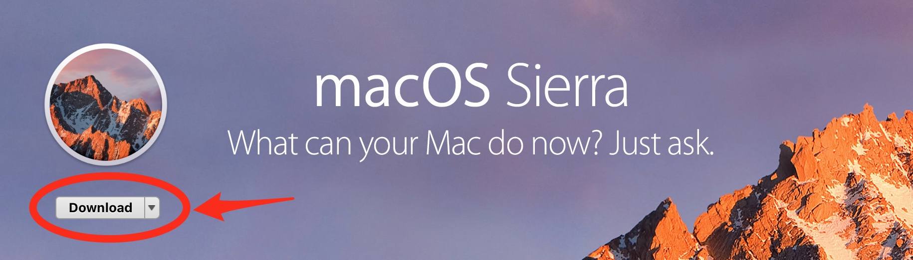 macOS Sierra 10.12 Installer Download Still Available on Mac App Store