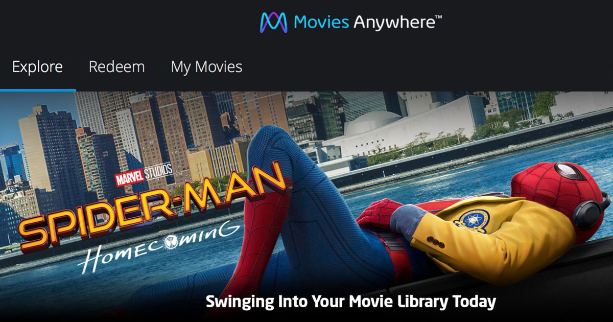 Movies Anywhere Lets You Watch Your Movies on Any Platform