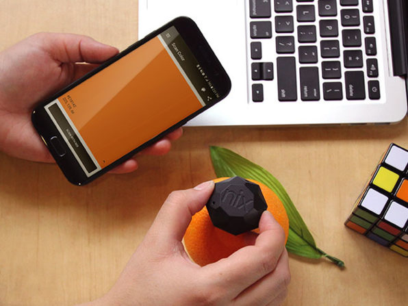 Nix Mini Color Sensor Works with Your iPhone: $69