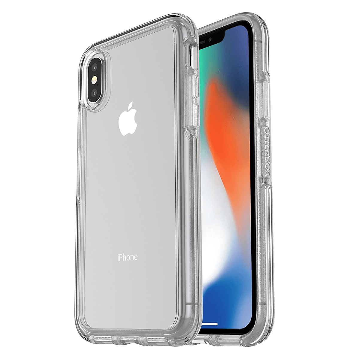 otterbox clear iPhone X cases.