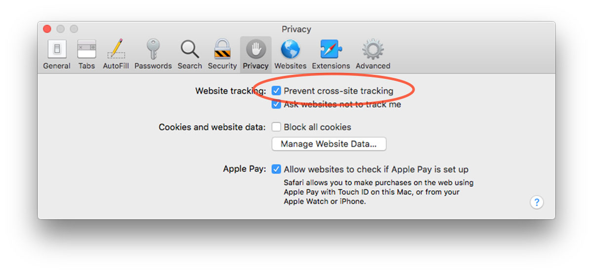 how to turn off track changes mac