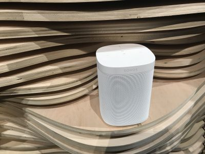 Sonos One Voice Enabled Speaker