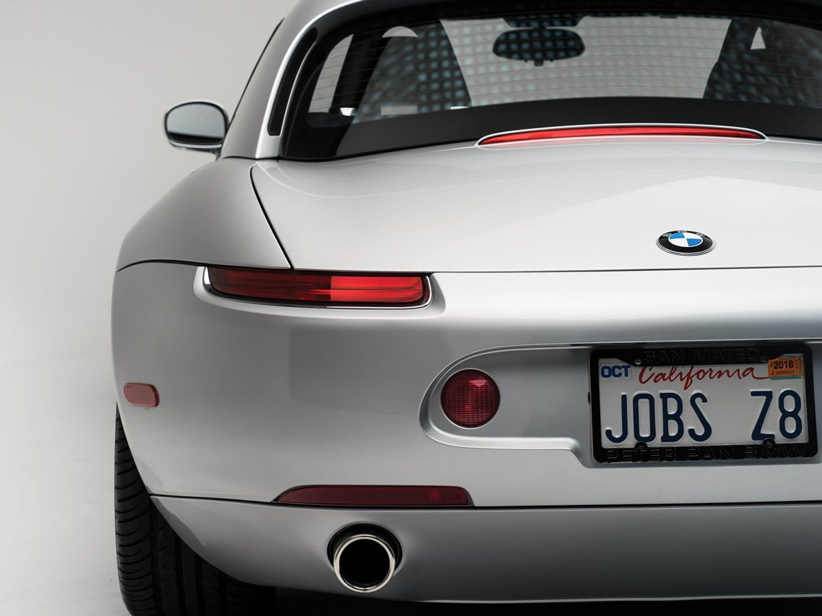 "California Plates ""JOBS Z8"""