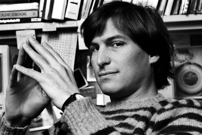 Steve Jobs, from a Tim Cook tweet
