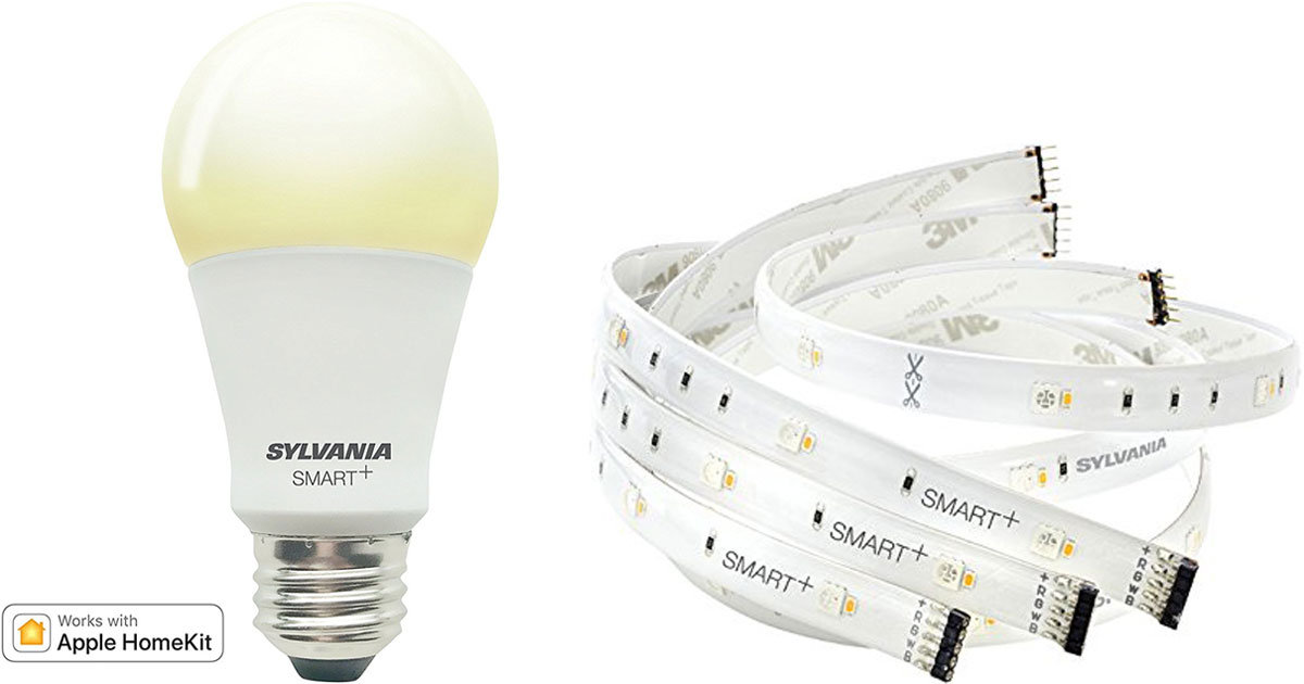 Sylvania Announces Apple HomeKit Smartbulbs and Flexstrip