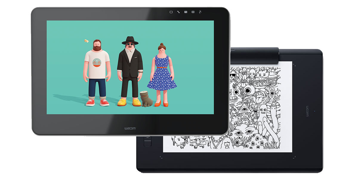 Wacom Graphic Tablets get macOS High Sierra Support - The