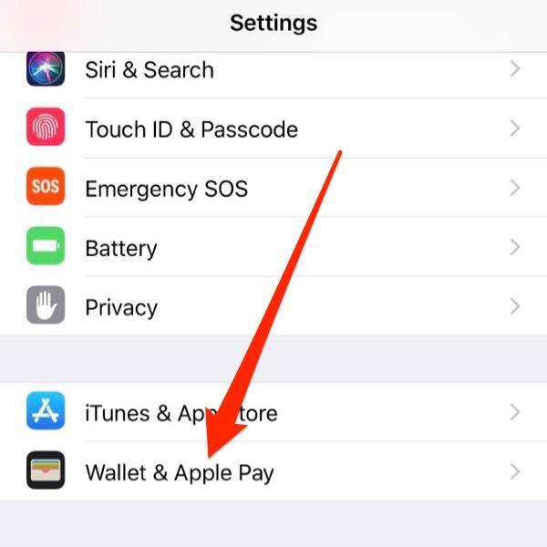 Apple Pay Cash - Setup Step 1