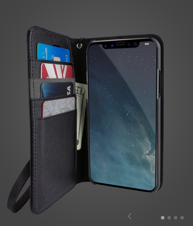 The Silk Folio Wallet isn't as luxurious as the Apple Leather Folio, but it's pretty sweet for $15.