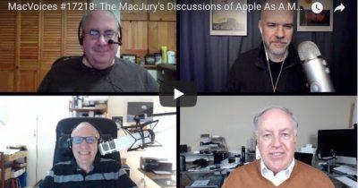 MacVoices 11/21/2017