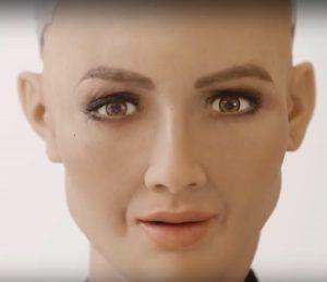 Sophia from Hanson Robotics