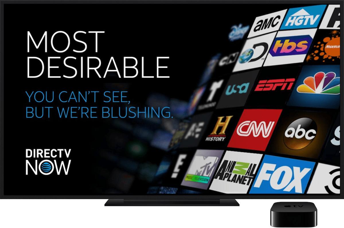 get a free 32gb apple tv 4k with directv now the mac observer. Black Bedroom Furniture Sets. Home Design Ideas
