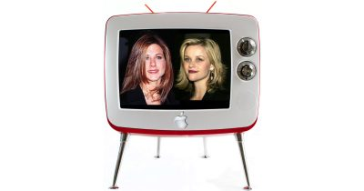 Jennifer Anniston and Reese Witherspoon are coming to Apple TV