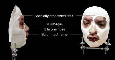 Bkav Face ID mask hacks into iPhone X