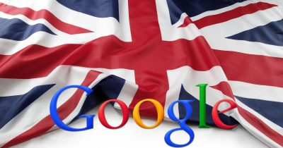 Google in the UK