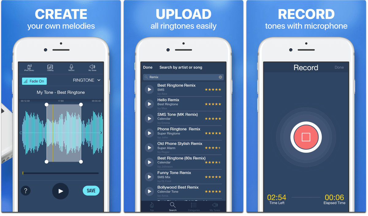 Free Ringtones And Text Tones For Iphone